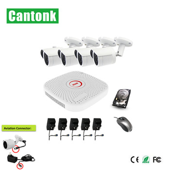 Cantonk Plug and Play Easy Operation PLC Kits Powerline for CCTV Camera With HomePlug AV Compliant