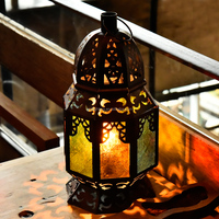 Bohemian Style Old Fashion table lamp