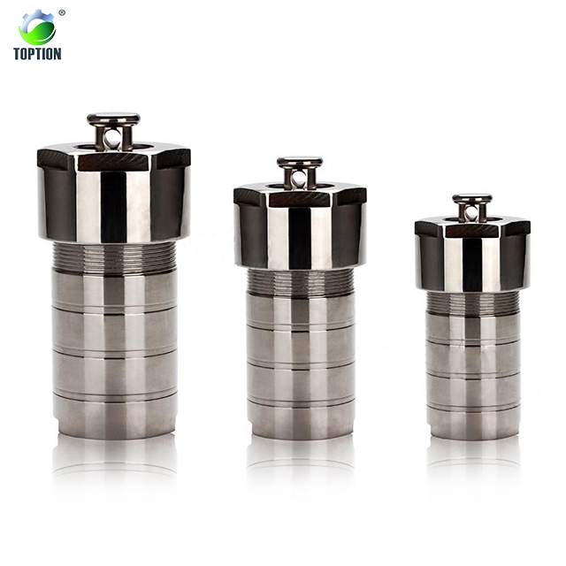 hydrothermal carbonization reactor PPL / PTFE - Lined Hydrothermal Synthesis Mini Chemical