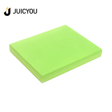 New hot selling products 40*35*5cm balance pad yoga equipment 2017 fitness exercise tpe foam for training with long life