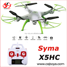 Drone Syma X5SC Upgrade X5HC 2MP HD Camera Drone 2.4G 4CH 6Axis Gyro Headless Quadcopter with Barometer Set Height