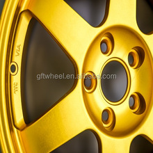 forging aluminum magnesium alloy wheel PCD 112 mm