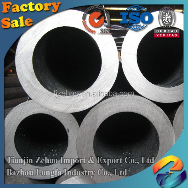 Made in China factory Electrical wire conduit stainless steel pipe for oil