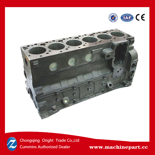 Genuine Cummins engine parts Cylinder Block 4946586