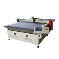 SK1625 Knife Cutting Machines Automatic Fabric