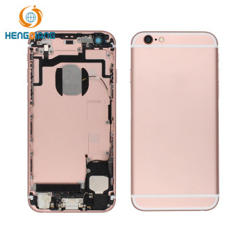 Rear Back Housing  For iphone 6s housing for iphone 6s back housing