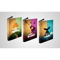 Custom diffrent design hardcover books