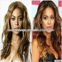 Top quality human hair wig , Grade 5a top quality brazilian human hair full lace wig