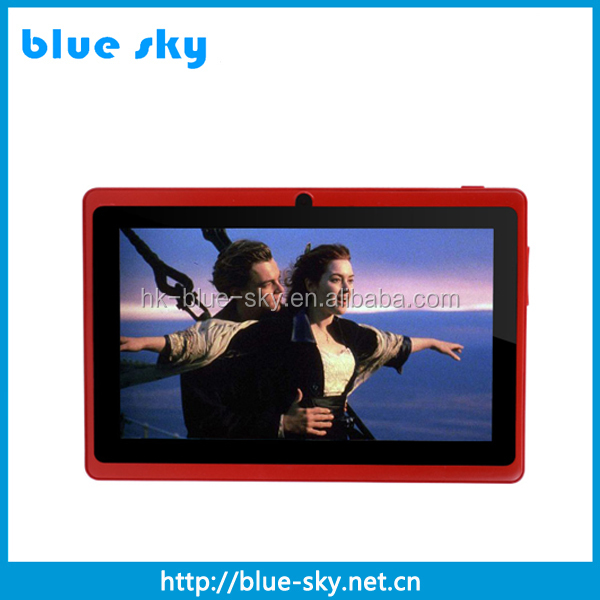 China tablet pc, adult flash games tablet pc Q8