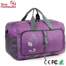 2017 new fashion hot sale nylon foldable travel bag