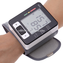 Automatic Digital Wrist Watch Blood Pressure Monitor