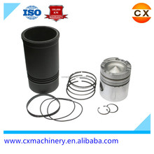 Steel material diesel engine auto parts cylinder liner kit