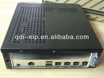 Intel D525 MINI BOX PC With 4*Lan ports