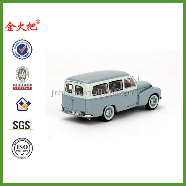 Volvo Pv445 Duett 1956 Resin Model Car