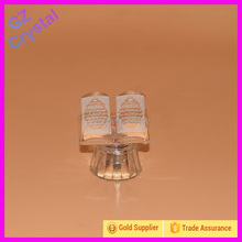Muslim Crystal Quran Religious Items With Led Light