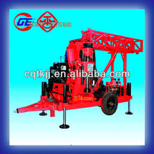 2014 new design factory price XY-2BTC tractor mounted water well drilling rig for sale