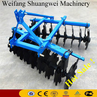 High Quality Agriculture Parts 1BQX series mounted light-duty disc harrow