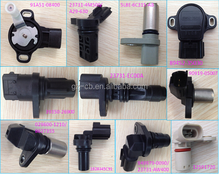 China Wholesale High Quality Auto Sensors/Crankshaft Position Sensor