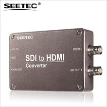 SEETEC new release mini converters flexible double power supply system CCTV HD camera sd to hdmi