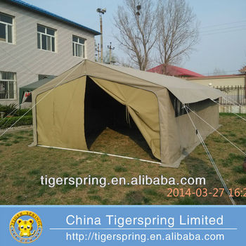 Semi Permanent Luxury Canvas Family Safari Camp Tents