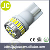 Auto spare part one year warranty automobile led interior light licence plate bulb car 12v t10 led light bulb lamp