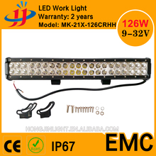 Gold supplier best quality trade assurance SUV/ATV/JEEP CARS ce rohs led light bar