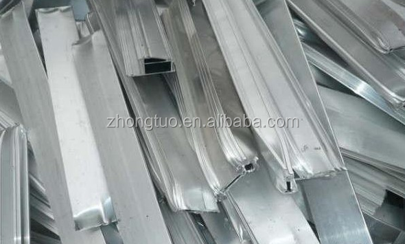 Aluminum Extrusion 6063 Scrap at wholesale