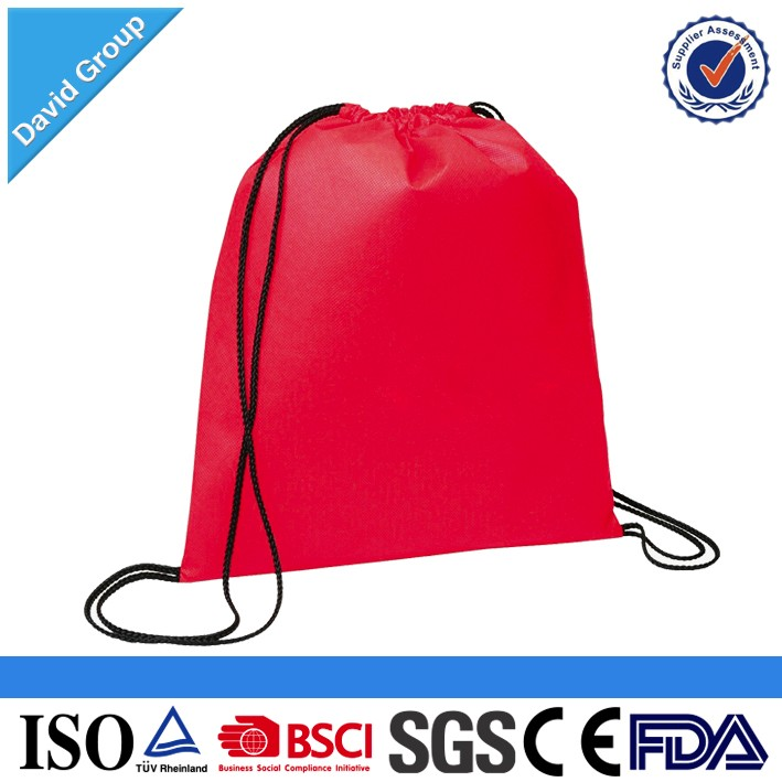 Alibaba Top Supplier Promotional Wholesale Custom Polyester Material Strawberry Foldable Shopping Bag