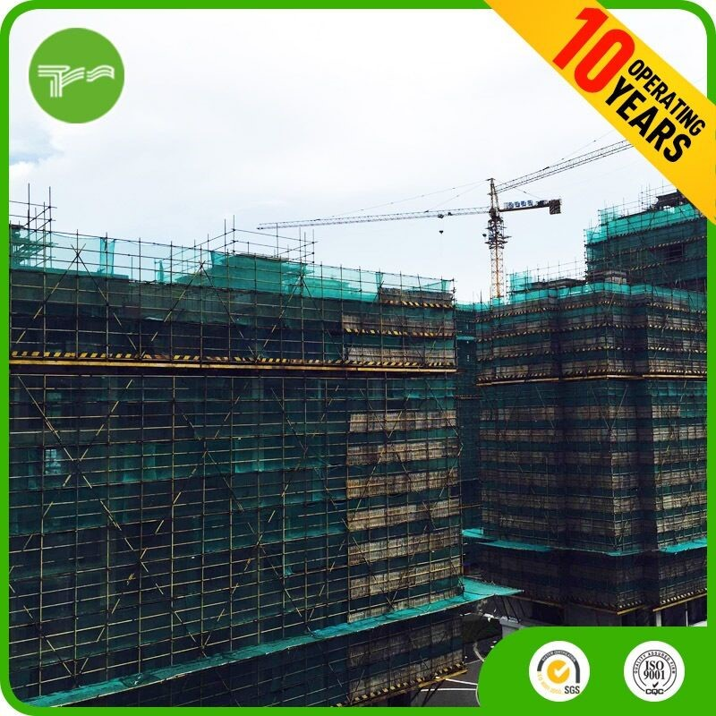Professional plastic safety netting made in China