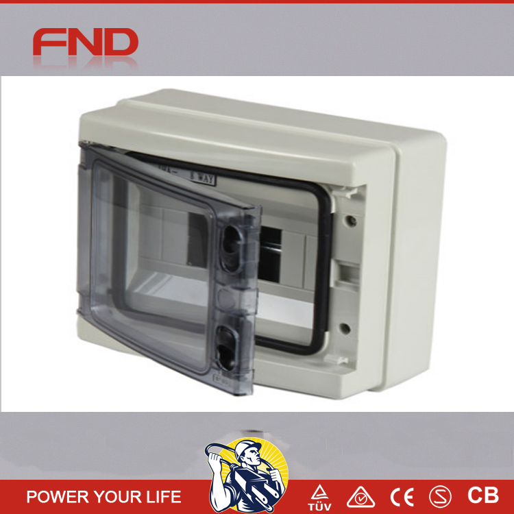 NEW IP65 Electric cabinet/ distribution control box HA-8way