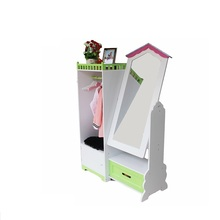 Hanging Clothes Drawer Wooden Wardrobe bedroom wooden furniture kids clothes storage box TY10099 <strong>HOT</strong>