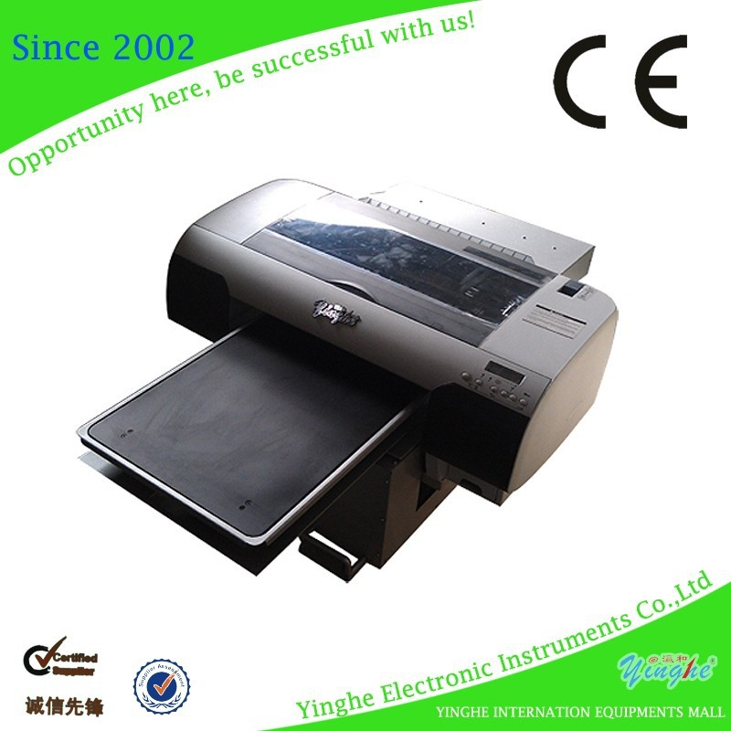 New promotional digital dtg direct to garment t shirt printer