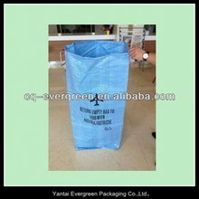 pp large woven bag for government Exported for Europe