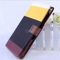 Magnets flip leather case for apple ipad mini laptop case with stand function