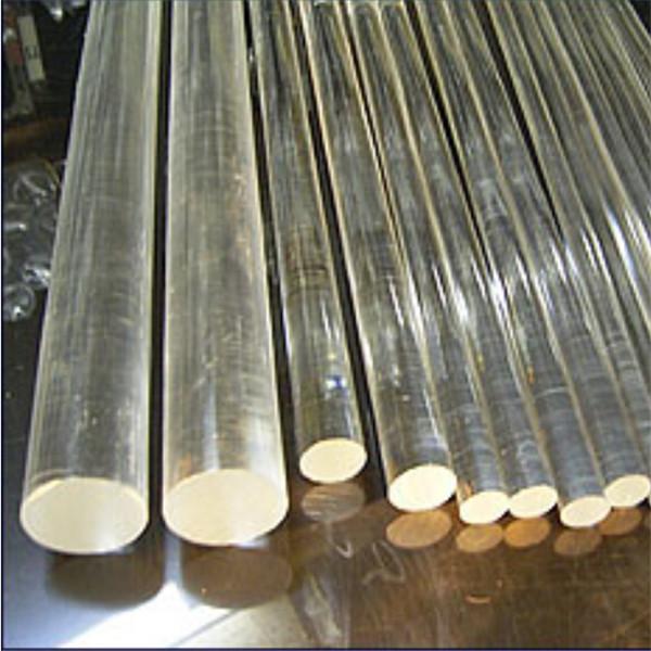 Clear Acrylic Solid Tube Clear Plastic Rod Buy Acrylic