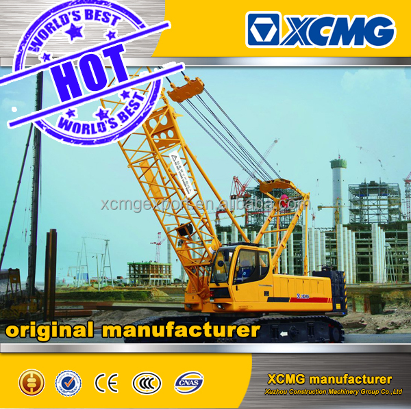 XCMG official manufacturer QUY50 Crawler Crane for sale