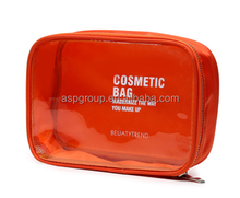 personalized cheap foldable cosmetic bag promotional
