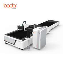 Acrylic sheets CNC fiber laser cutting machine price from China Bodor