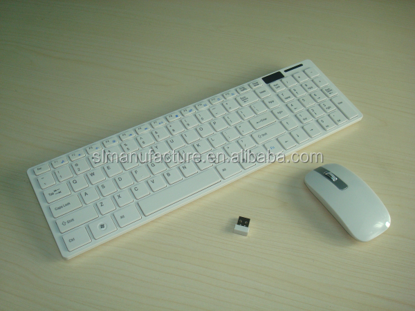 Hot selling wireless Keyboard and Mouse Combo gaming keyboard mouse