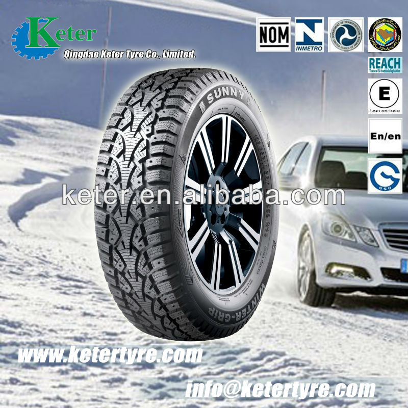 High Quality Winter Tyre 205/65R15C, Pattern SN290C