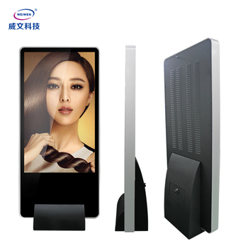 49 inch floor standing full hd android lcd ad player, wifi 3g sexy vedios high quality hot video totem advertising ad player