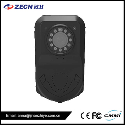 Remote operated body worn camera