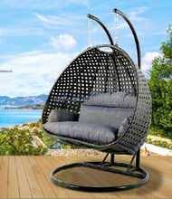 Hanging Indoor & Outdoor Swing Chair Two Seat Swing Chair