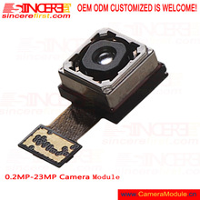 Manufacturer OEM fish eye lens 5mp camera module For Machine imaging