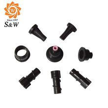 New Arrival Eco-friendly auto parts plastic clips and fasteners