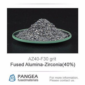 AZ40-F for Bonded Abrasives Fused Alumina Zirconia