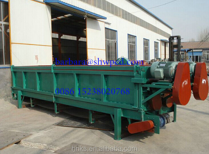 Sell wood barking machine log debarker machine with competitve price