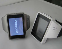 2013 hot Android 2.2 OS android watch wrist phone with MP3/email/camera/wifi/GPS/G-sensor