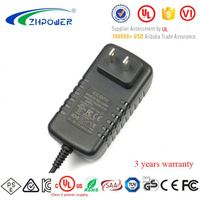 36W 12v 3a ac adapter Wall-mounted power supply switching power AC/DC adapter