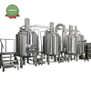 500L stainless steel machine making beer / brewery equipment / beer fermentation tank